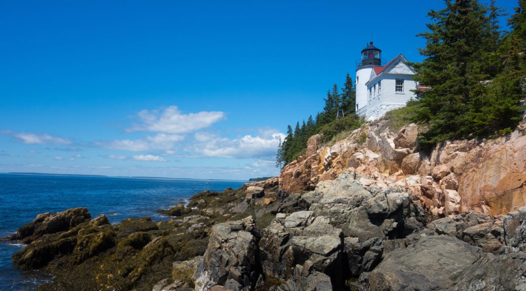 Acadia: Bass Harbor Head Lighthouse
