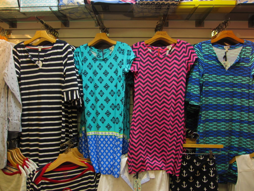 Acadia: Dresses at Patrick's by the Sea in Bar Harbor