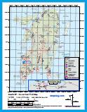 Isle au Haut Trail Map Thumbnail