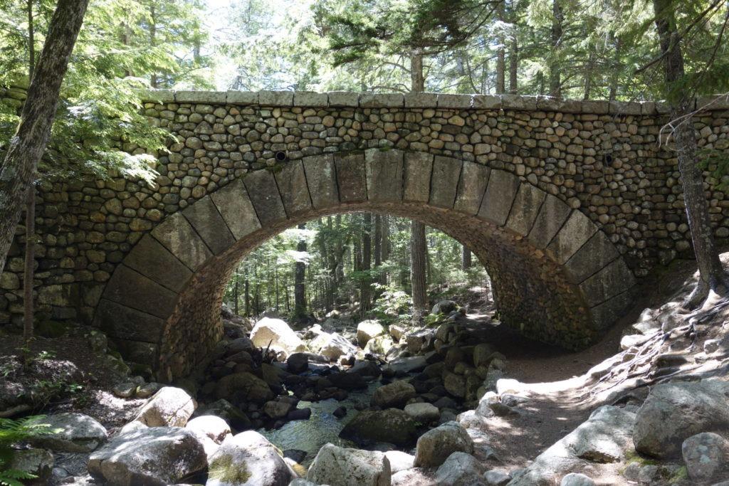 Acadia: Cobblestone Bridge