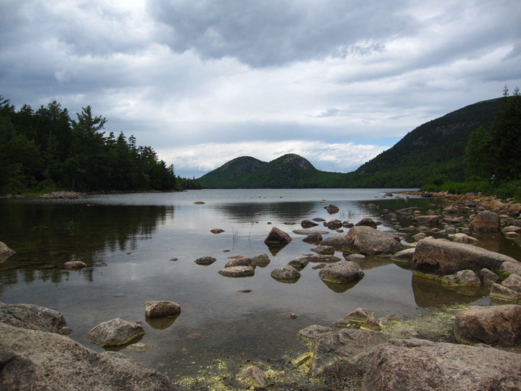 Acadia: The Bubbles & Jordan Pond
