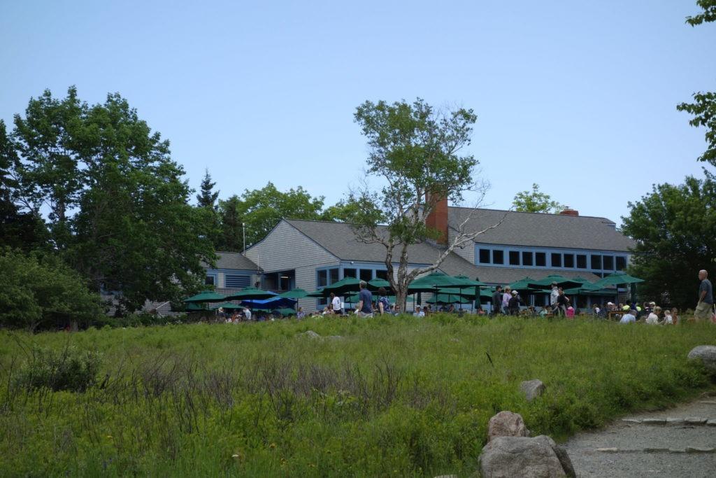 Acadia: Jordan Pond House & Lawn