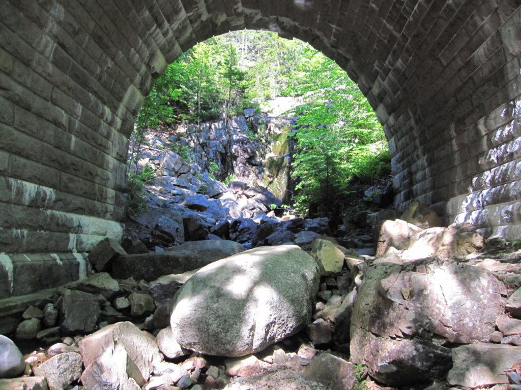 Acadia: Waterfall Bridge