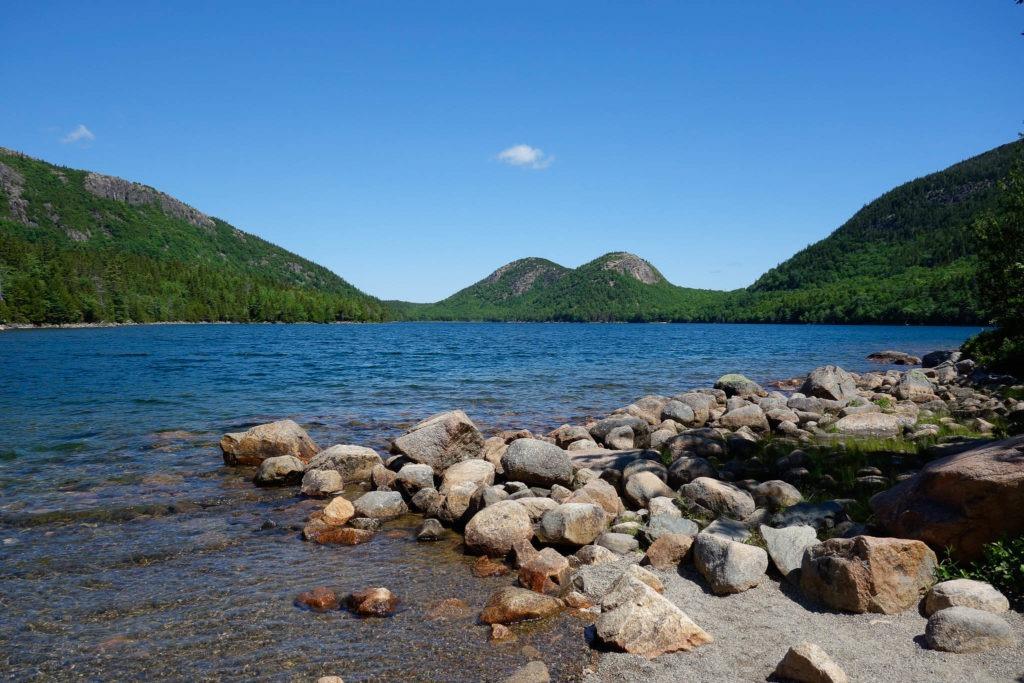 Acadia: Jordan Pond