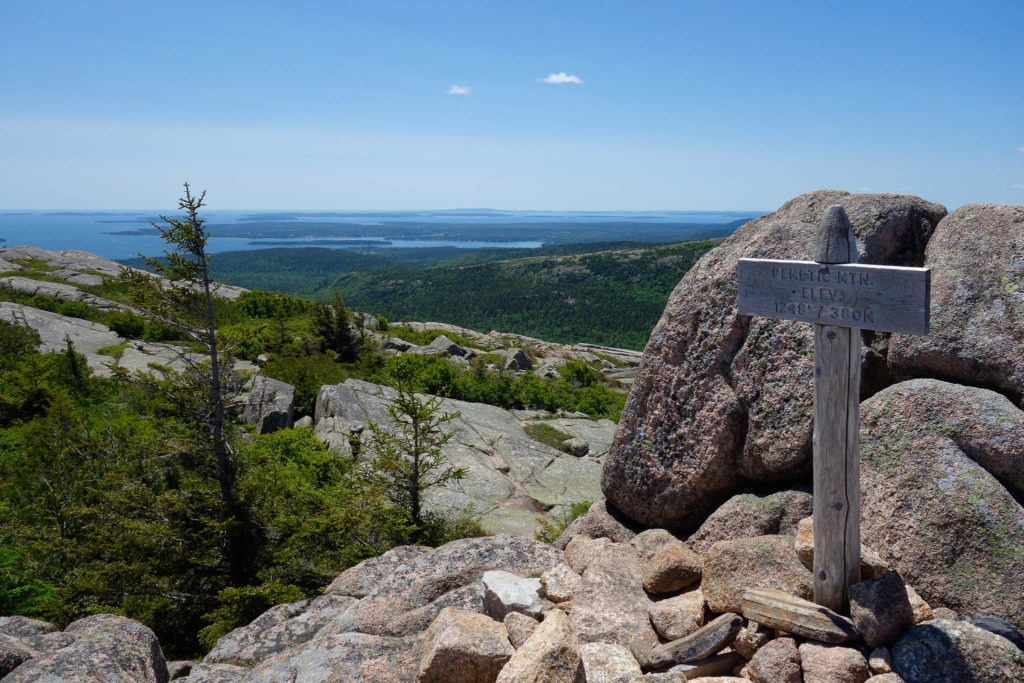 Acadia: Pemetic Summit