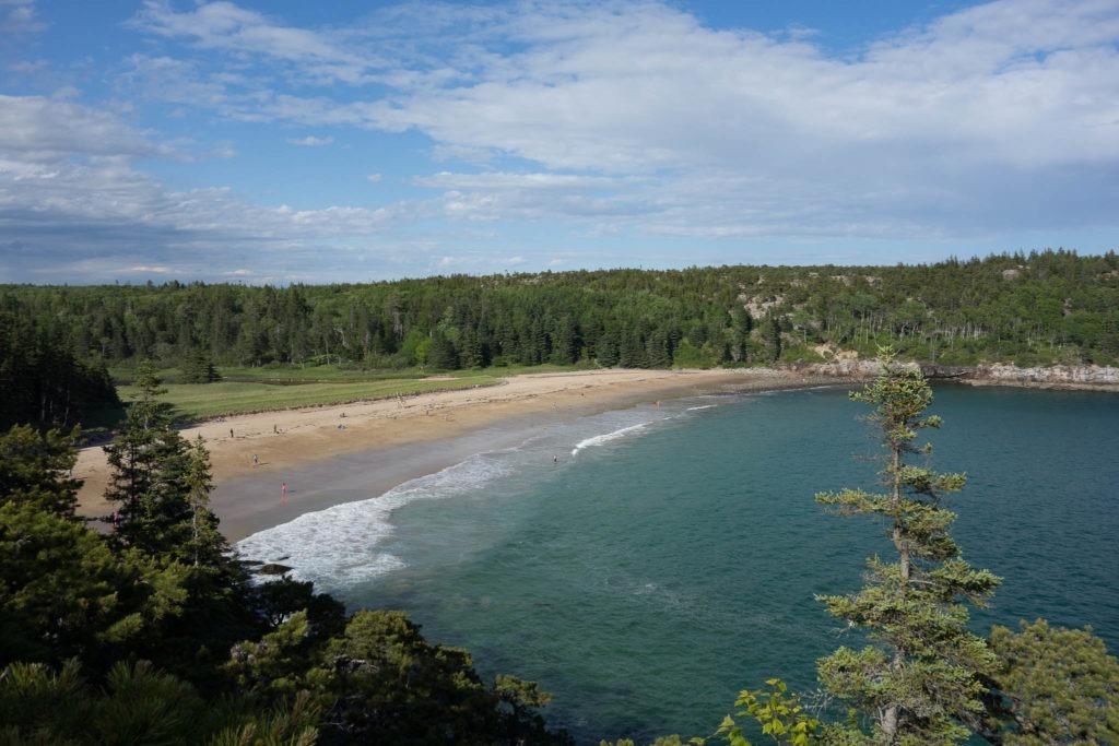 Acadia: Sand Beach