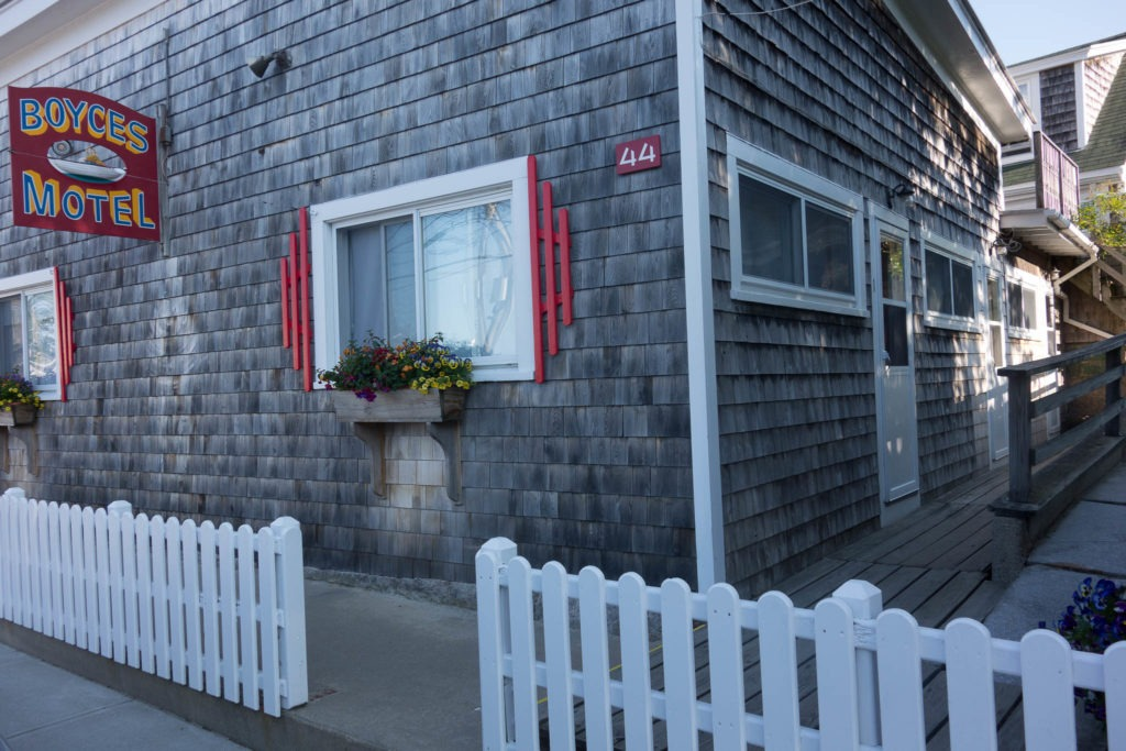 Acadia: Boyce's Motel
