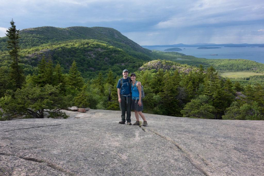 Acadia: Beehive Summit