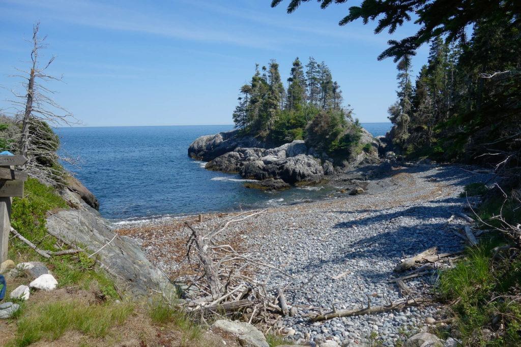 Acadia: Squeaker Cove