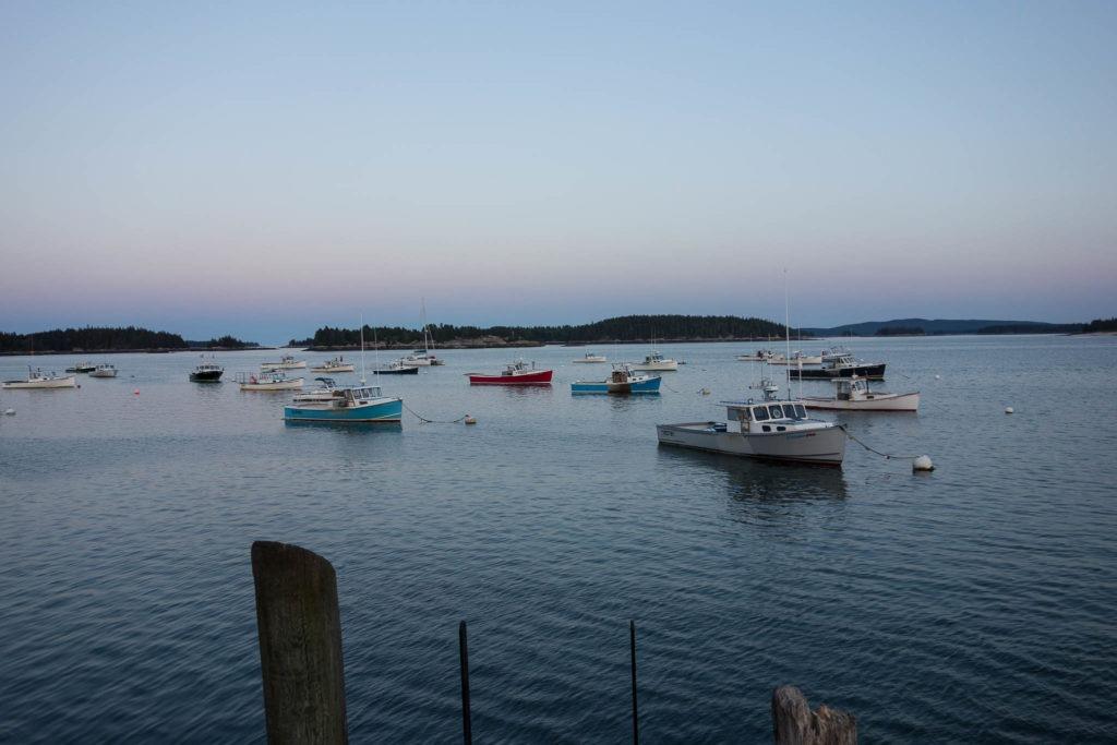Acadia: Stonington Boats