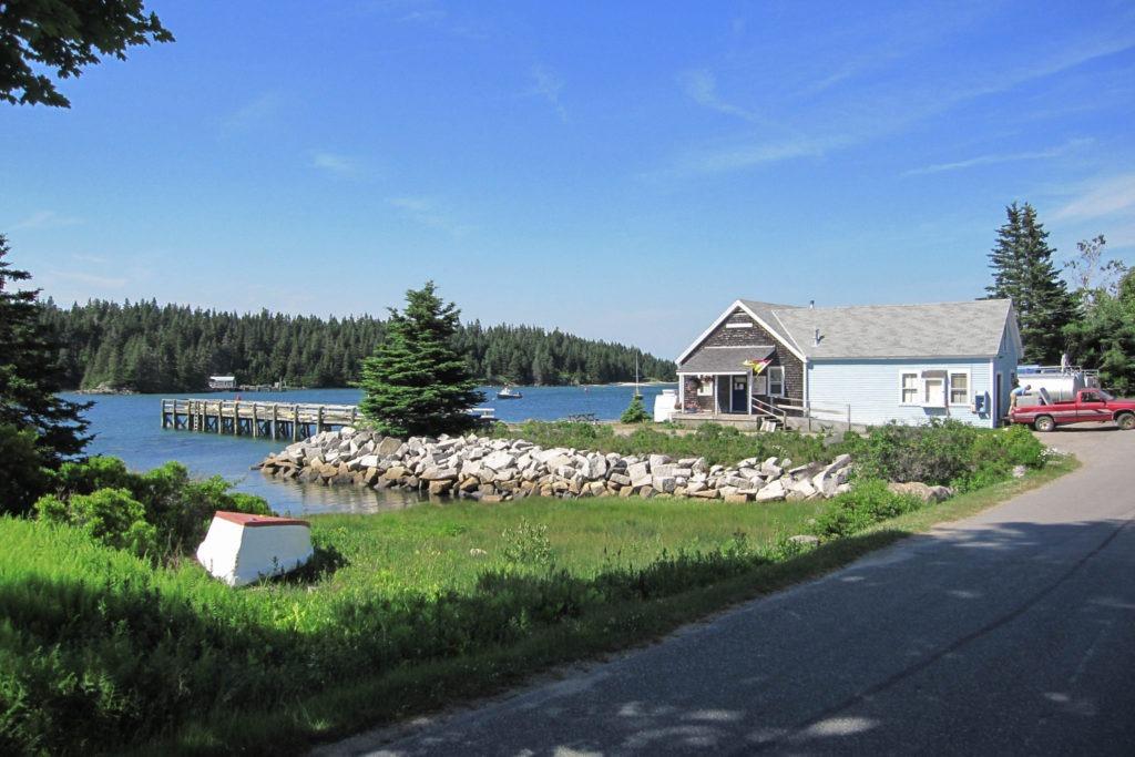 Acadia: The Island Store on Isle au Haut