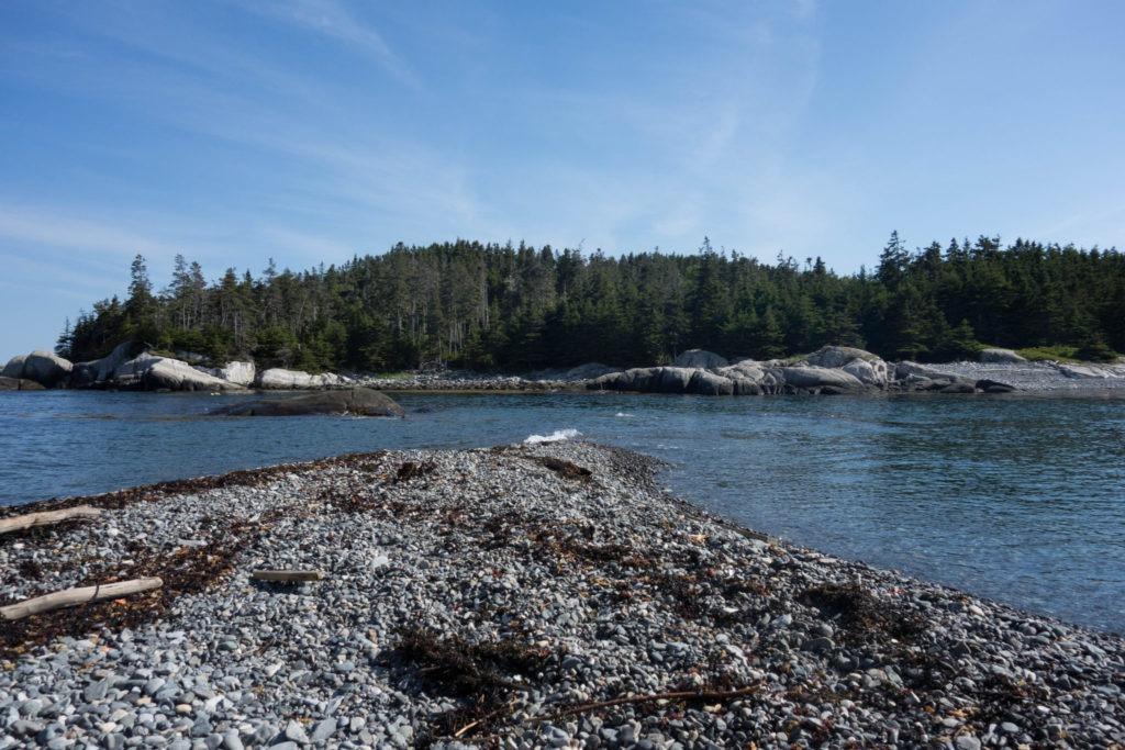 Acadia: Western Ear Island