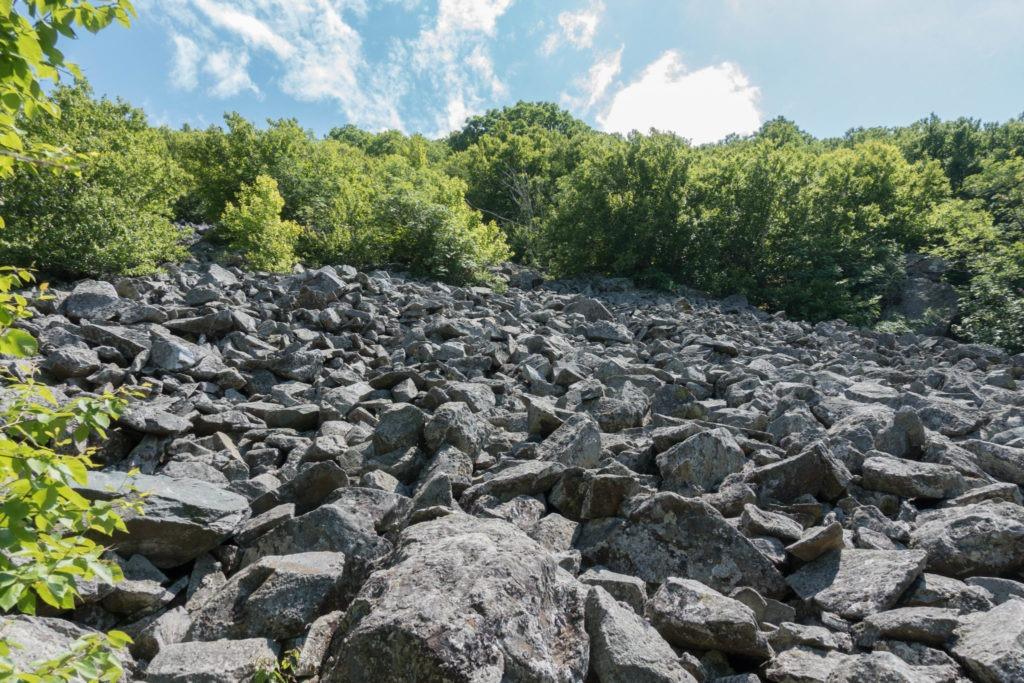 Shenandoah: Talus Field