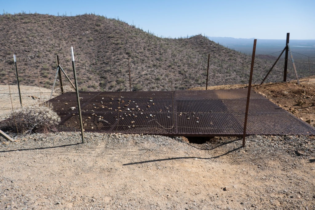 Saguaro: Gould Mine Shaft