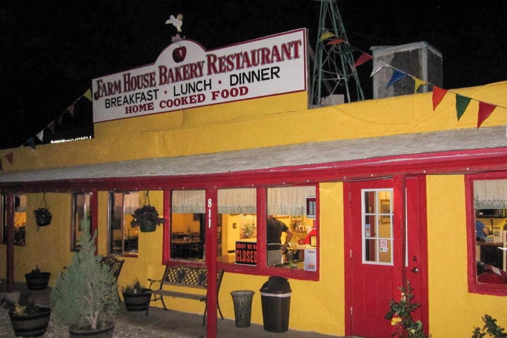 Saguaro: Farmhouse Restaurant in Benson
