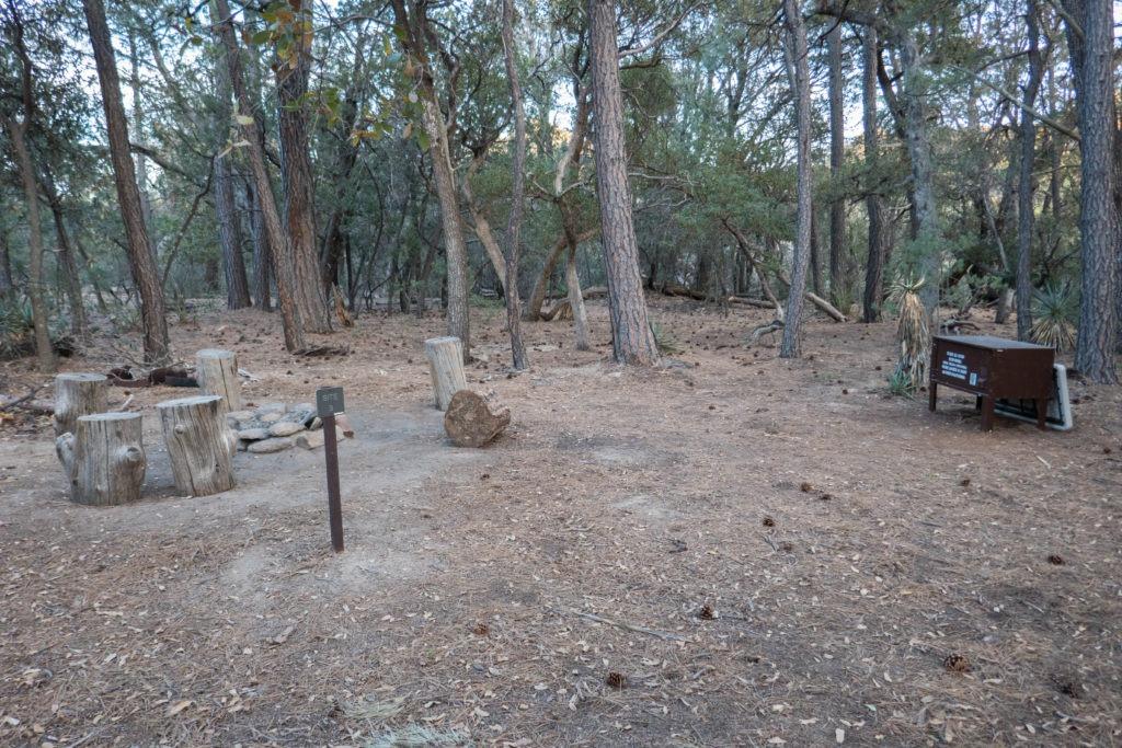 Saguaro: Happy Valley Campsite #3