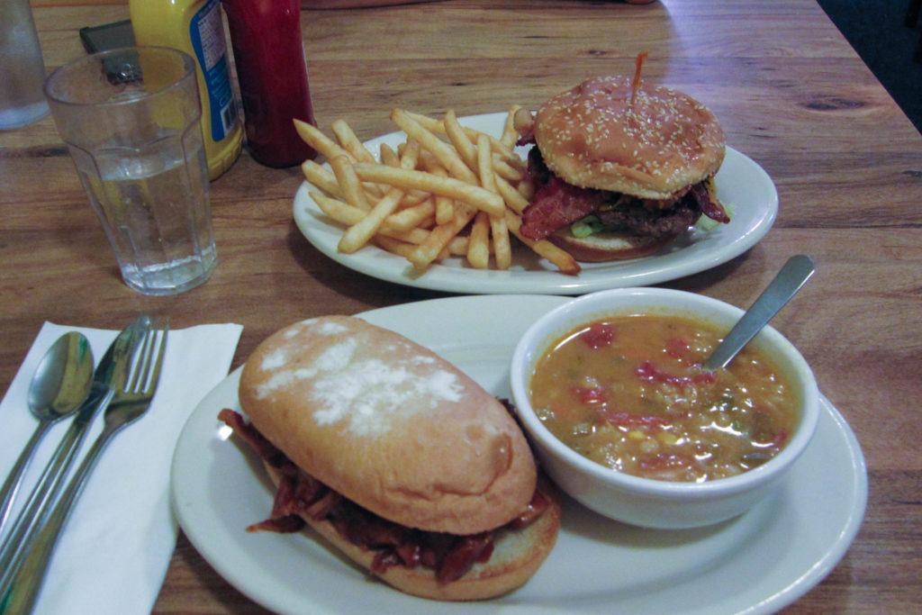 Saguaro: Farm House Restaurant Food
