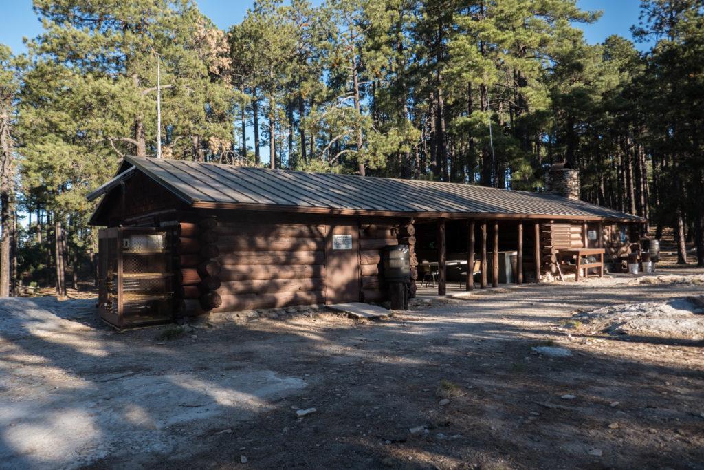 Saguaro: Manning Cabin