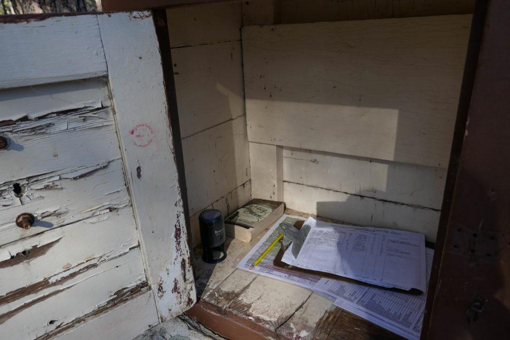 Saguaro: Manning Camp Registry Book