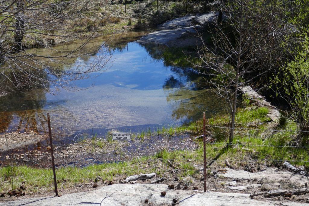 Saguaro: Manning Camp Water Supply