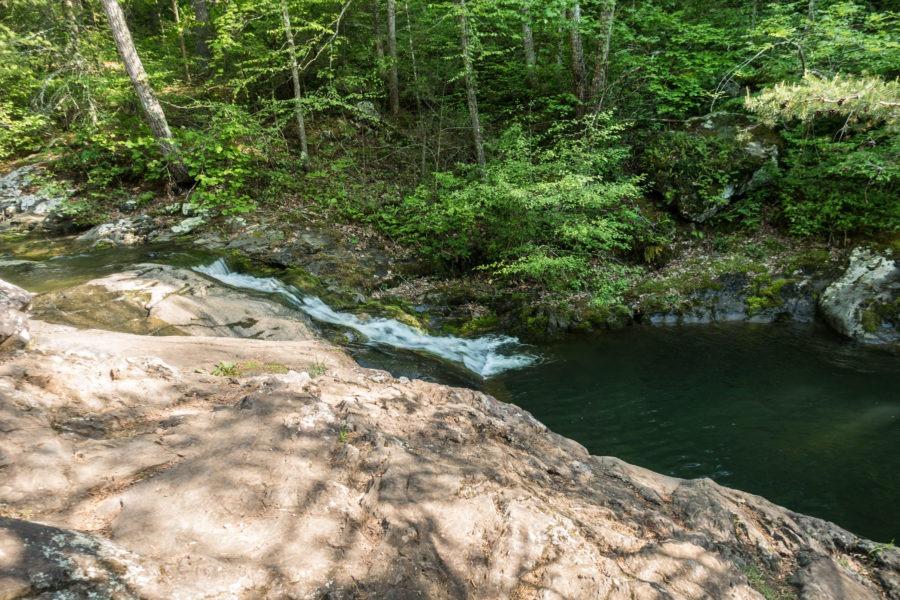 Shenandoah: Overall Run Cascades