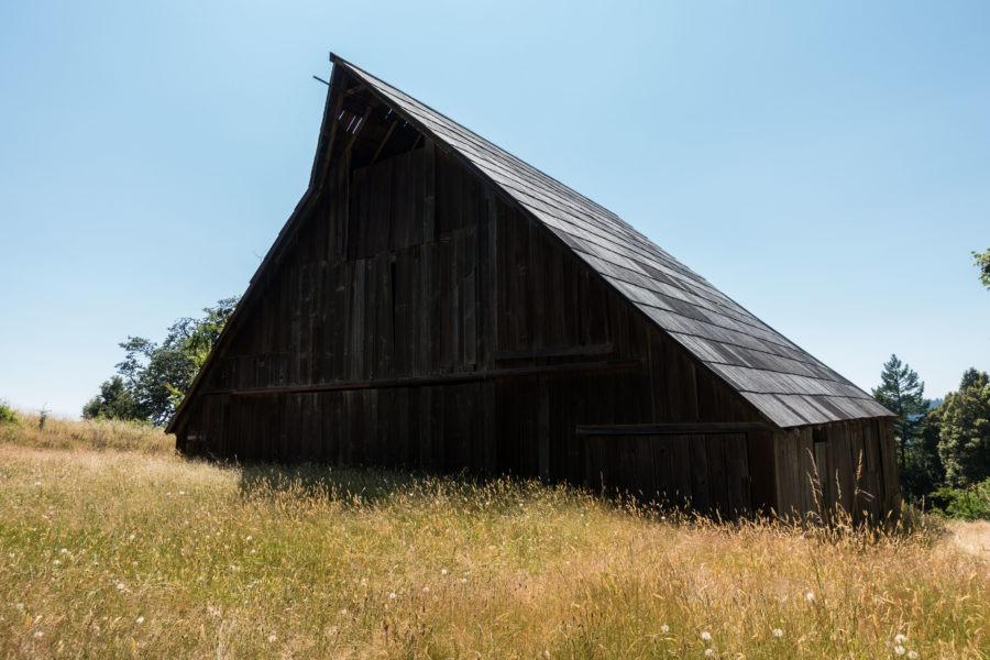 Redwood: Lyons Ranch Barn