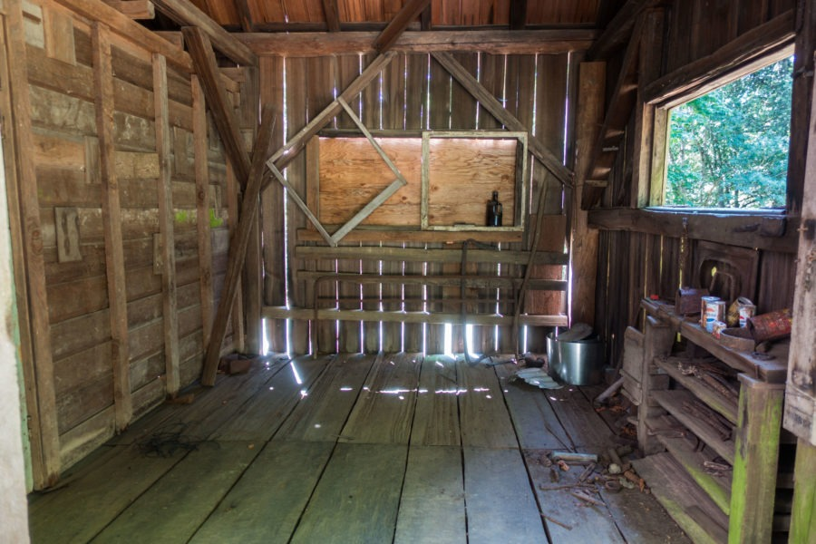Redwood: Inside Lyons Ranch Bunkhouses