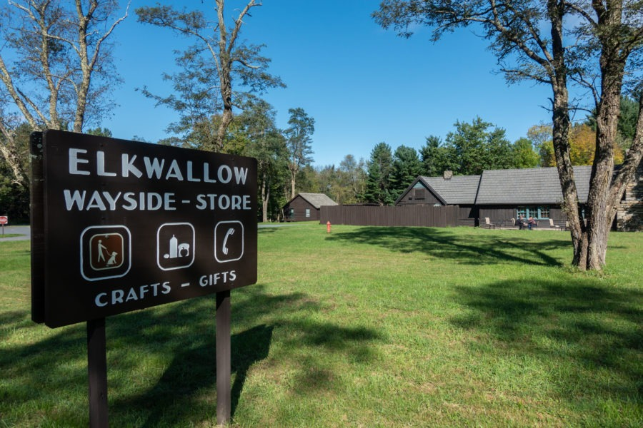 Shenandoah: Elkwallow Wayside Exterior