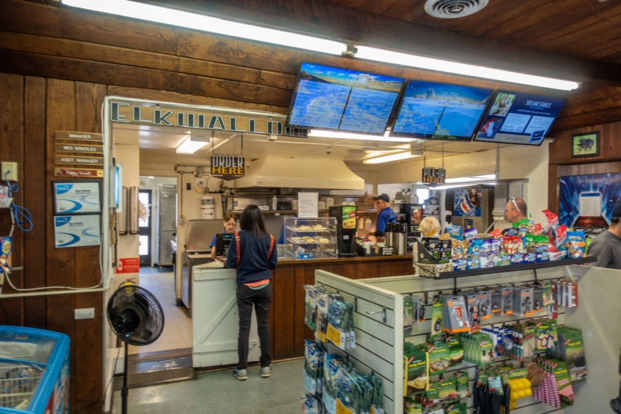 Shenandoah: Elkwallow Wayside Interior
