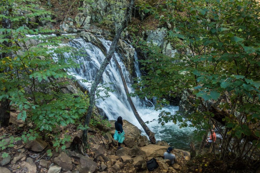 Shenandoah: Rose River Falls