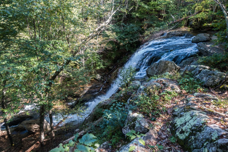 Shenandoah: Upper Dark Hollow Falls