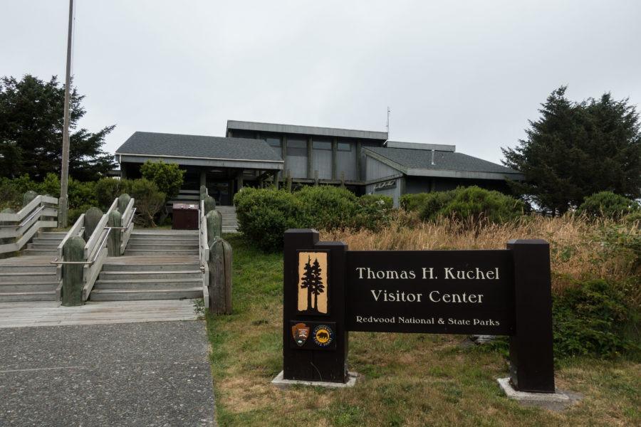 Redwood: Thomas H. Kuchel Visitor Center