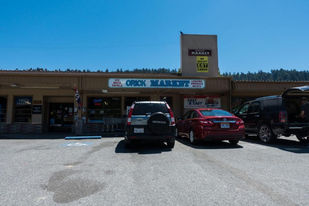 Redwood: Orick Market