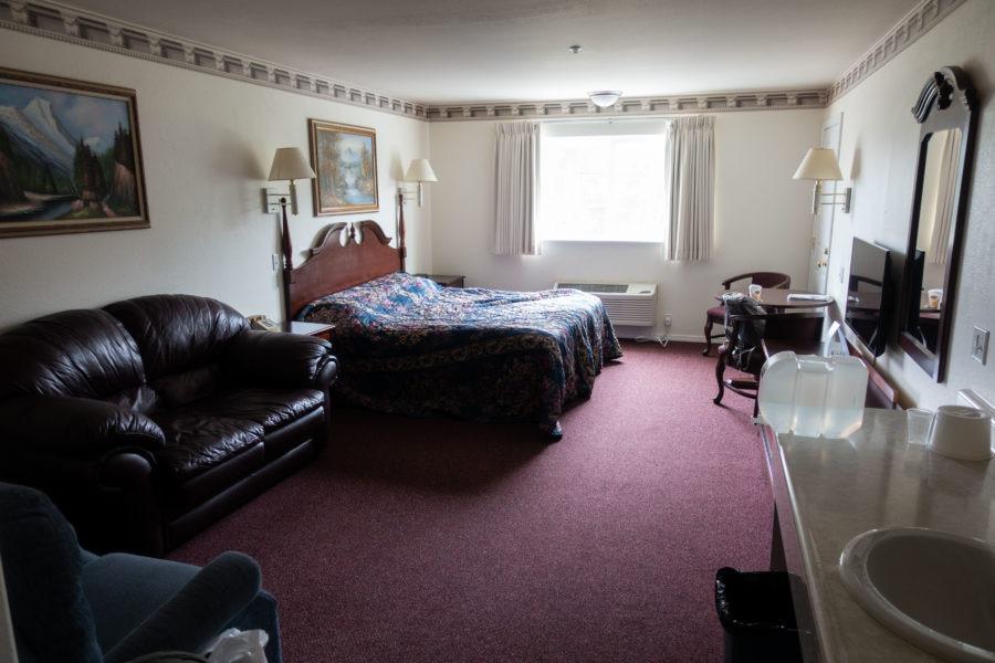 Redwood: Our Room at Lighthouse Inn