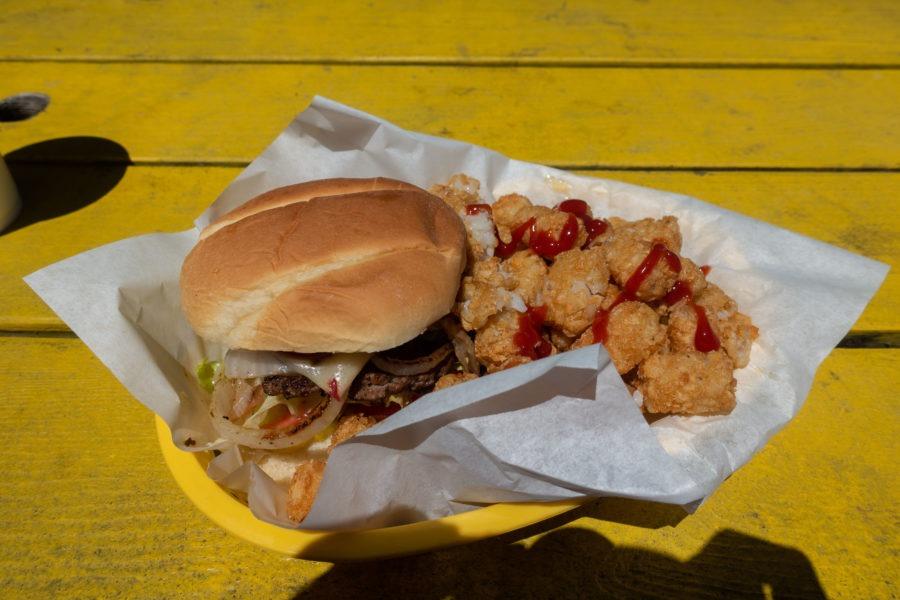 Redwood: Burger at Snack Shack