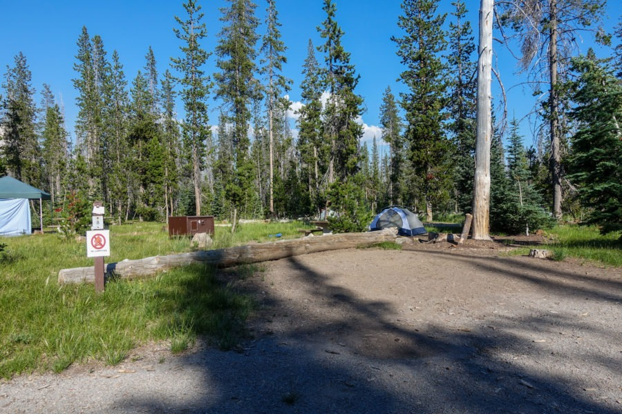 Crater Lake: Lost Creek Campground