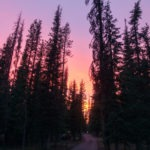 Crater Lake: Another Beautiful Sky at Mazama Campground