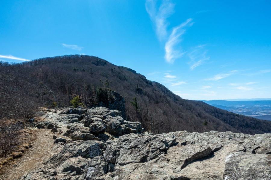Shenandoah: Little Stony Man View