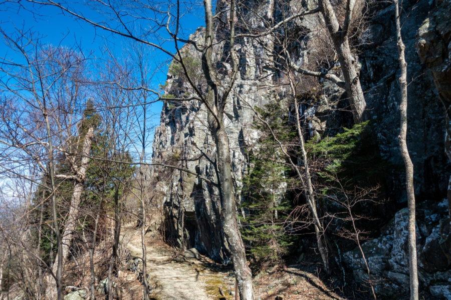 Shenandoah: Passamaquoddy Cliffs