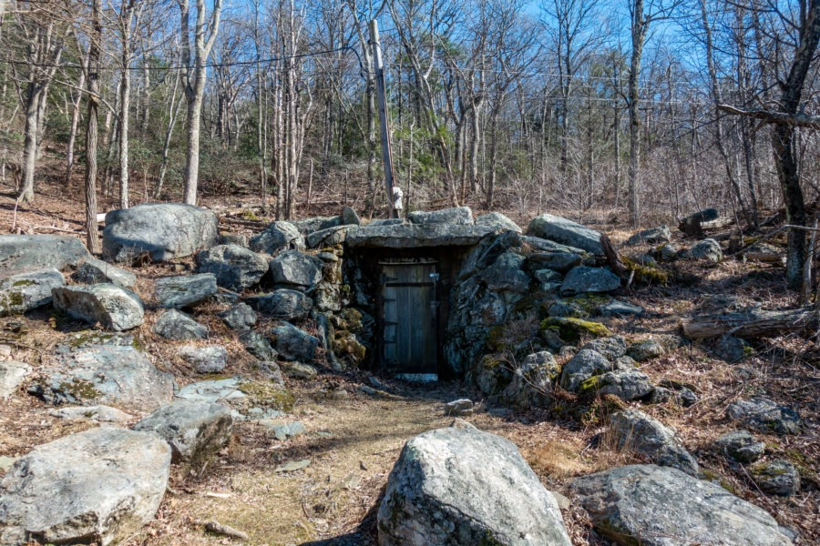 Shenandoah: Furnace Spring on Passamaquoddy Trail