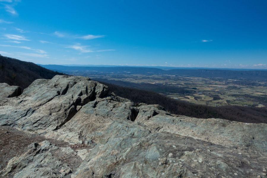 Shenandoah: Passamaquoddy Cliff View