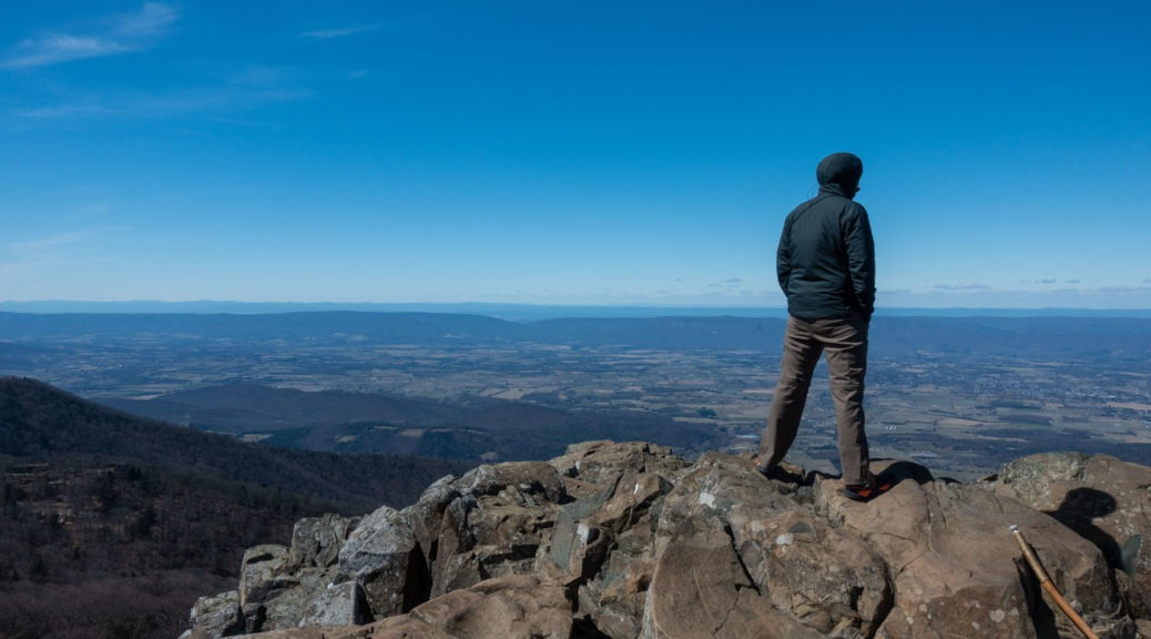 Shenandoah: Standing on Stony Man