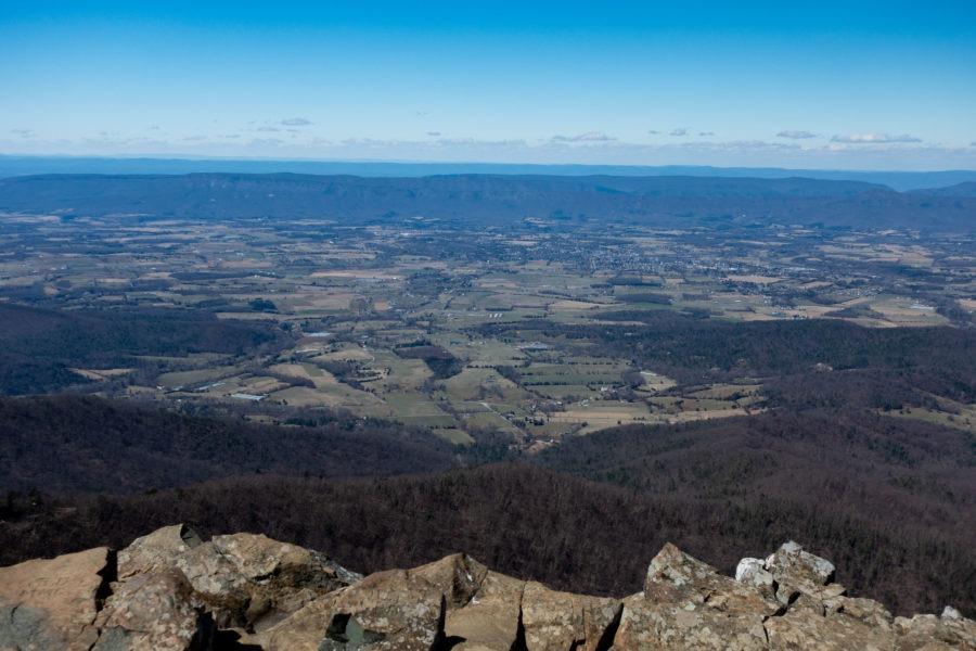 Shenandoah: Stony Man Summit View