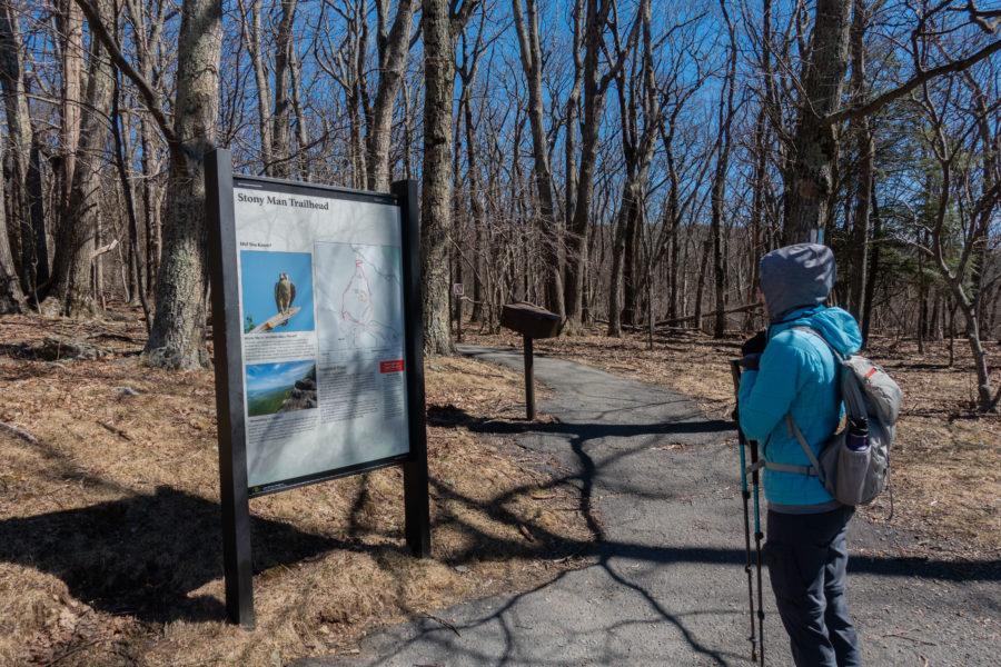 Shenandoah: Stony Man Trailhead
