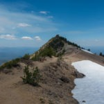 Crater Lake: Mount Scott Ridge Line to Fire Tower