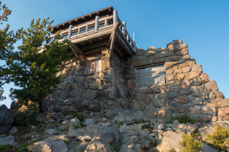 Crater Lake: Watchman Peak Lookout