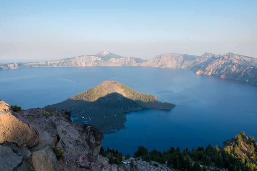 Crater Lake: View From Watchman Peak