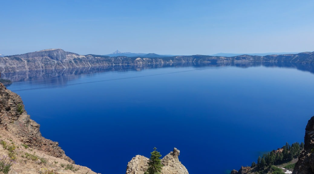 Crater Lake: View from Garfield Peak Trail