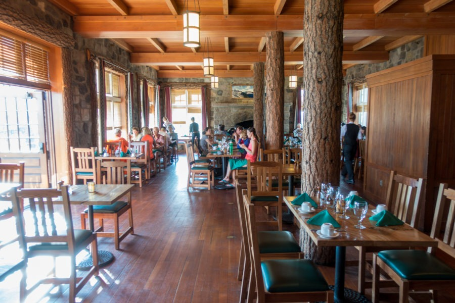 Crater Lake: Lodge Dining Room