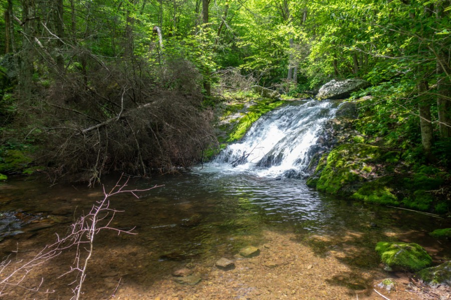Shenandoah: Big Rock Falls